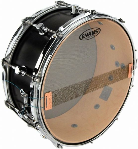Evans Snare Side Hazy 200 14-inch Snare Drum Head - S14H20